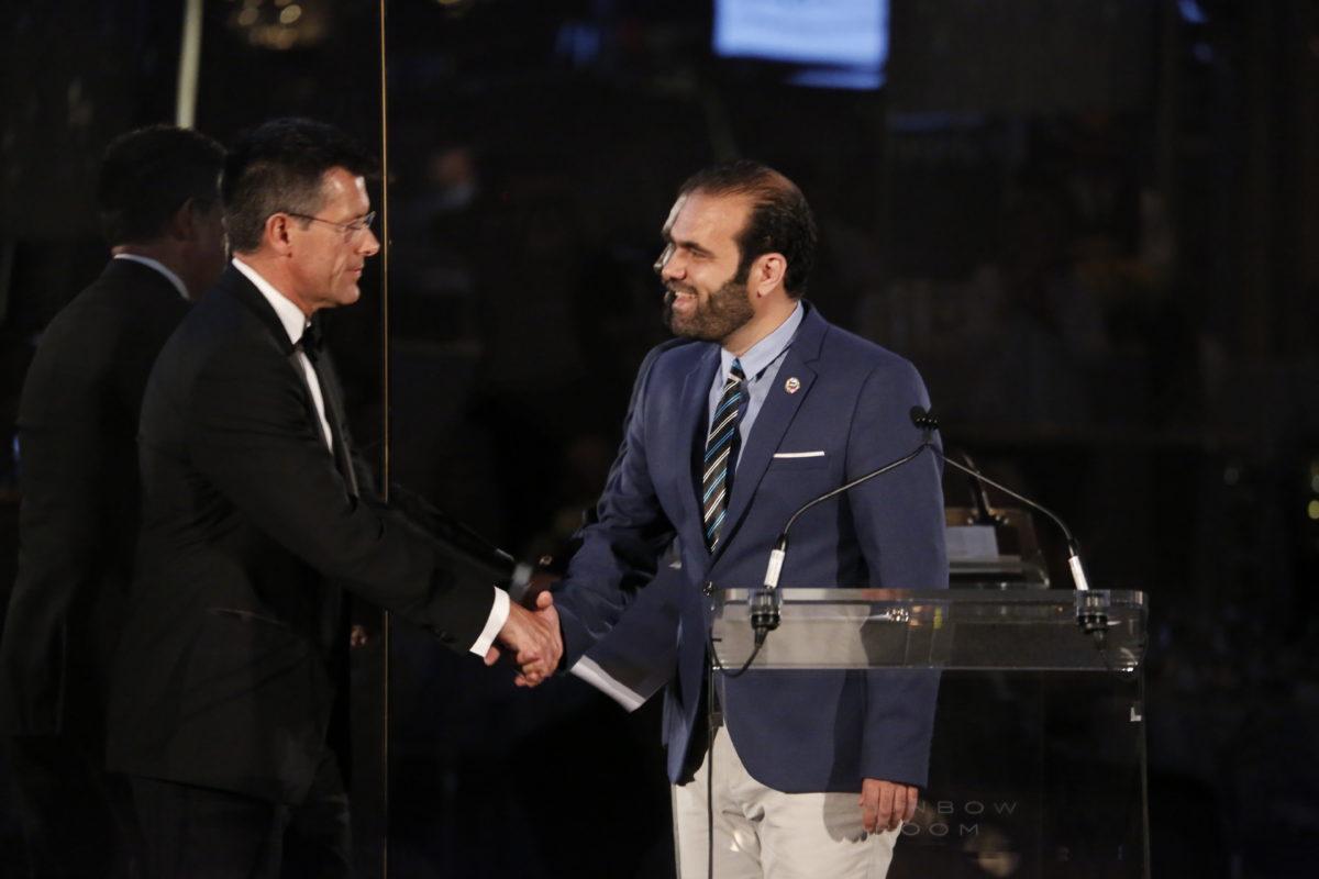 Adam Quinton & Hani Al-Homsh
